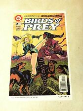 BIRDS OF PREY #3 COVER ART approval cover proof HELLHOUND
