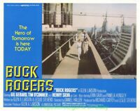 BUCK ROGERS LOBBY CARD 11x14 Inch size MOVIE POSTER GIL GERARD 1979