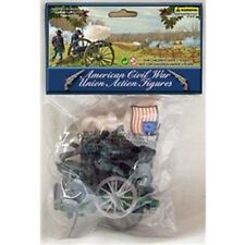 GETTYSBURG UNION  TOY SOLDIER ACTION FIGURE SET CIVIL WAR