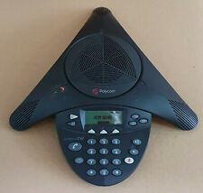 Polycom SoundStation 2W 2201-67880-101 Konferenz Telefonanlage mit  AKKU ohne NT