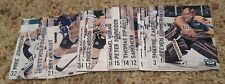 NOTRE DAME 2012-2013 HOCKEY PLAYER TRADING CARDS NEW