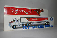 EXXON TOY TANKER TRUCK, RELY ON THE TIGER