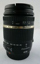 Tamron 18-270mm f3.5-6.3 Di II VC PZD Lens For Canon