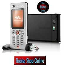 Sony Ericsson w880i Silver (without Simlock) 3g 2,0 mpwalkman video call mp3 Top