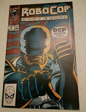 000 Vintage Marvel Comic book Robocop Vol 1 No. 5 July 1990 Warmonger