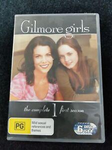 Gilmore Girls : Season 1 (DVD, 2006, 6-Disc Set)