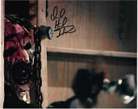 David Howard Thornton autographed 8x10 Photo COA Terrifier 'Art the Clown'
