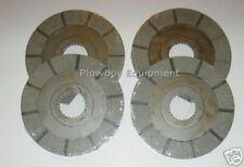 1805980M1 1044526M1 BRAKE DISCS for Massey Ferguson 135 165 175 180 255 265 285