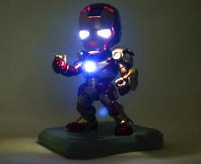Iron Man Mark 3 Captain America Movable Action Lighting Figure 14cm