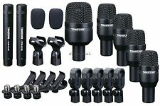 PRO-7 Drum Microphone Kit (7-Piece) A total drum set
