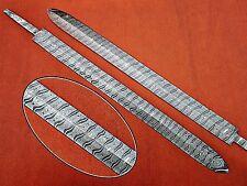 New Arrival Custom HandMade Damascus Steel Sword Blank Blade.