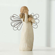Willow Tree Angel Of Friendship Resin Figurines Companion Keepsake Ornament Gift