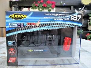 Carson 500504120 VW T1 Bus Kastenwagen  Feuerwehr  2.4GHz 100% RTR  RS-Car  1:87