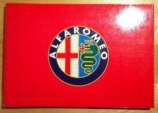 Alfa Romeo Pocket History by Garcia Printed in Italy