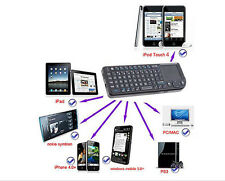 Rii k02 mini bluetooth BT keyboard with laser pointer backlit for Fire Stick PC