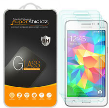 3X Supershieldz Samsung Galaxy Grand Prime Tempered Glass Screen Protector