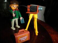 Playmobil Victorian Mansion 5300 5401 Photographer camera man