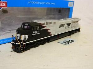 Athearn HO Norfolk & Southern AC44C6M Diesel Loco 4002 Box RND97256 DCC Ready