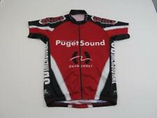 Atac Mens University Of Puget Sound Bike Cycling Jersey Size Small Old Town  UPS 39f2da4c6