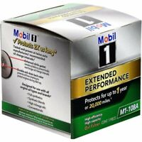 M1-108A Mobil 1 EP Oil Filter Protects up to 1 Year or 32000KM Z495 Z436 HP1008