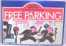 Parker Brothers Monopoly Feed The Meter Free Parking Game