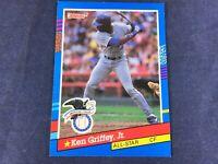 T3-57 BASEBALL CARD - KEN GRIFFEY JR. SEATTLE MARINERS - CARD #392 -1991 DONRUSS