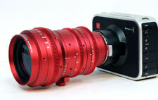 Cinematics cine sigma 50-100 canon mount for bmcc ursa red raven scarlet c300