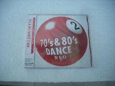 70'S & 80'S DANCE READ - Various artists - JAPAN CD