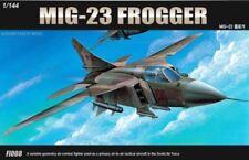 Academy 1/144 Plastic Model Kit MIG-23 FLOGGER FI008 Brand New
