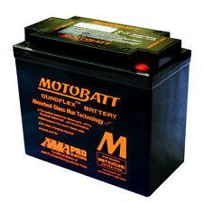 MOTOBATT MBTX20UHD VICTORY 1731 CROSS COUNTRY / NESS / TOUR 2013-2017 BATTERY