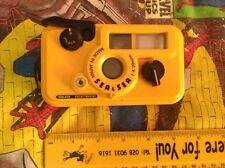 SEA & SEA Pocket Marine 35mm Compact Film Camera Yellow - 1981