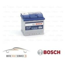 Bosch original Starterbatterie S4 002 52Ah 470A 12V Autobatterie Seat Skoda VW