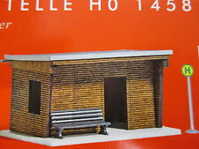 Gebäude, Tunnel & Brücken für Busch Modellbahnen der Spur H0 mit Haus