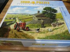 King Classic Collection. Lands End 1000 pieces jigsaw