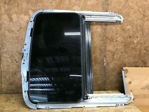 MERCEDES BENZ GL450 X164 07-12 SUN MOON ROOF BRACKET FRAME GLASS PANEL ASSEMBLY