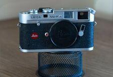 Leica M4-P silver body - 70th anniversary edition