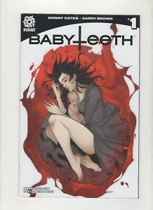 Babyteeth #1B, Elizabeth Torque Variant Cover, NM 9.4, 1st Print, 2017, Scans