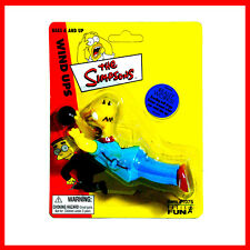 The Simpsons Bowling Homer Series 1 Wind Up Basic Fun Factory Sealed Toy