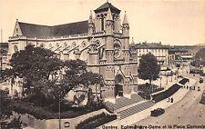 Br33251 Geneve Eglise Notre dame et la Piace Cornavin switzerland