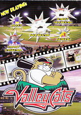 2008 TRI-CITY VALLEY CATS MINOR LEAGUE BASEBALL POCKET SCHEDULE
