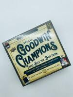 2020 Upper Deck Goodwin Champions Hobby Box From Sealed Case
