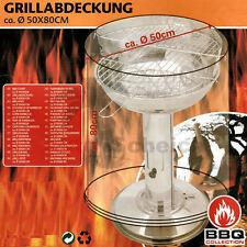 BBQ Barbeque Grill Gasgrill Abdeckung Abdeckhaube Haube Schutzhülle Plane Cover