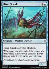 River Sneak FOIL   NM   Ixalan   Magic MTG