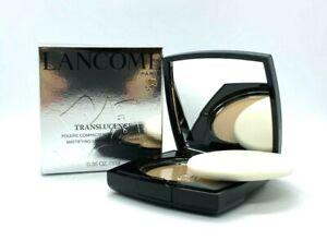 Lancome Translucence Silky Pressed Powder ~ 300 Bisque ~ .35 oz BNIB