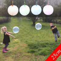 Bubble Ball Transparent Firm Inflatable Balls Soft Stretch Squishy Kids Toy - ❤