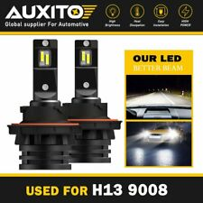 AUXITO H13 9008 CSP LED Headlight Bulb Conversion Kit High Low Beam 20000LM