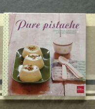Livre de cuisine Guy demarle Flexipan Pure Pistache neuf