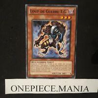 Yu-Gi-Oh! Loup De Guerre T.G. EXVC-FR020