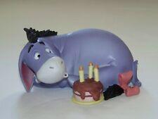 Disney: POOH & FRIENDS Figurine - EEYORE - Birthdays, They Come, They Go...