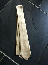 Paul Smith 6cm width Gold Narrow Tie